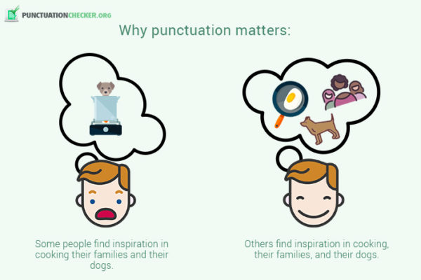 the importance of punctuation