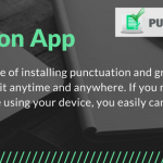 punctuation app advantages